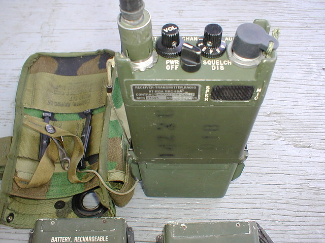 Radio PMCS and testing day Oct 17 2010