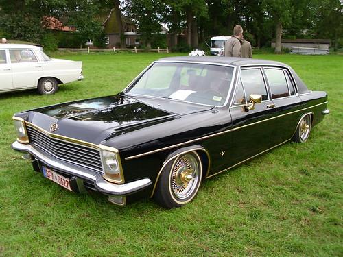 Opel Diplomat E 1972