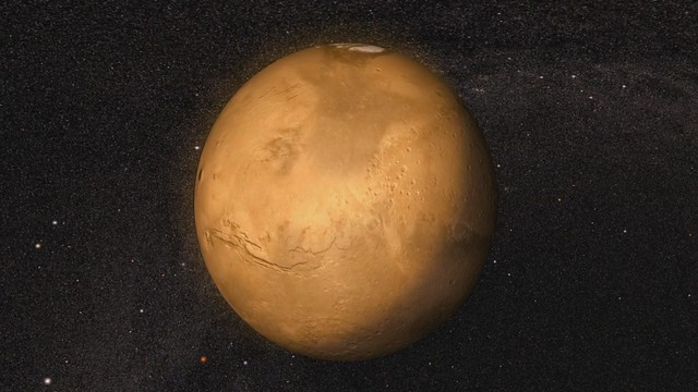 MAVEN Mission to Investigate How Sun Steals Martian Atmosphere [HD Video]