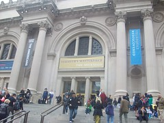 The Met. (AllTimeLorraine) Tags: city newyork museum daytime