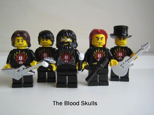 The Blood Skulls