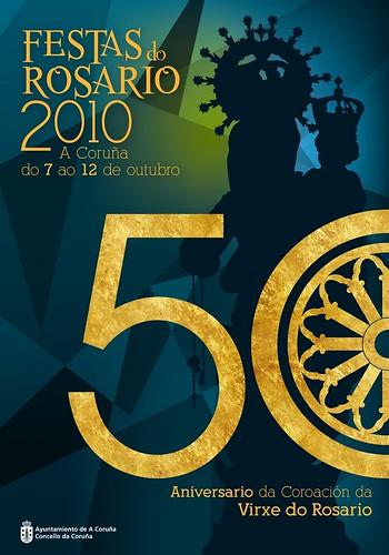 A Coruña - Rosario 2010 - cartel