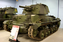 WW2 1938 British Tank A10 Cruiser Mk IIACS (growler2ndrow) Tags: army military 1938 wwii dorset ww2 british tanks bovington thetankmuseum