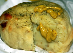 Schimmel's Potato Knish