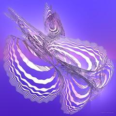 281/365 Sky Writer (JoeChavez 365/365) Tags: art digital fractal 365 strangeattractor