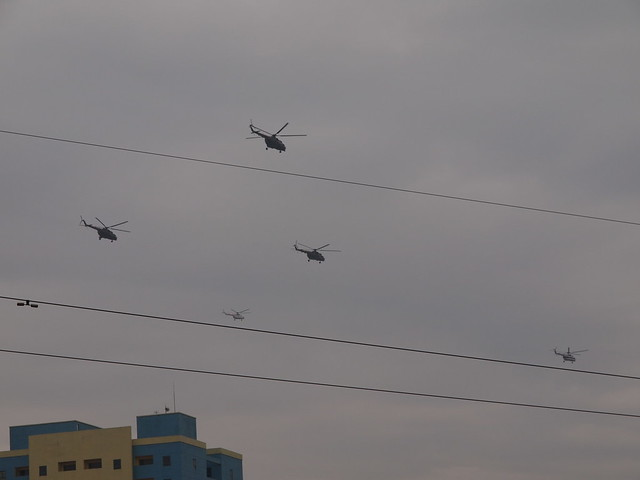 Airborne Choppers