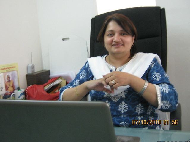 Ms. Swati Deshpande, G.M., Vastushodh Projects Pvt. Ltd.