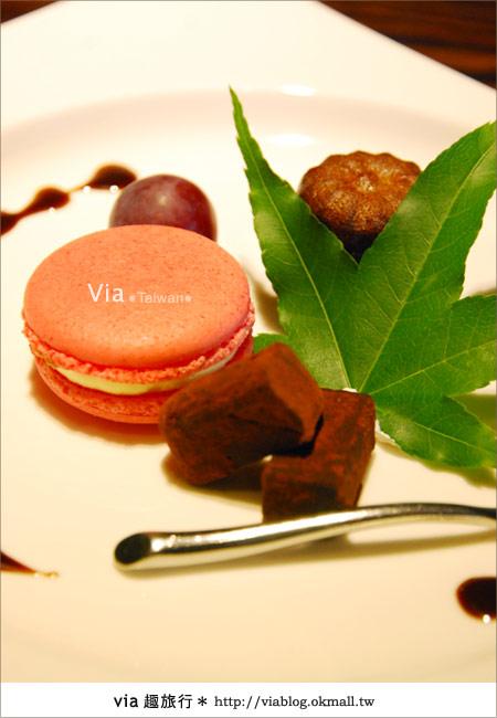 【新社餐廳】又見一炊煙~來個日本風的下午茶時光18