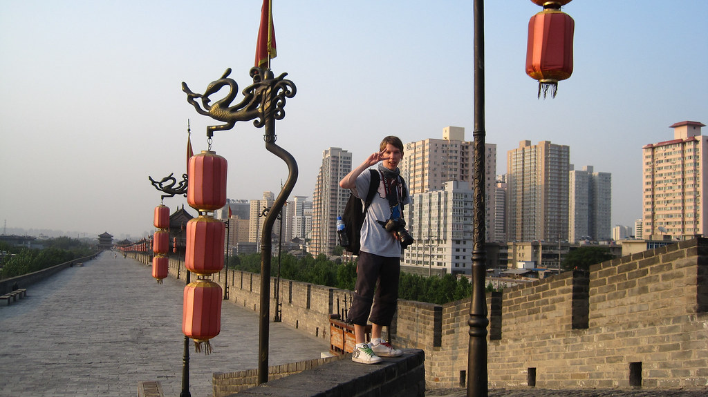 My Parents in China