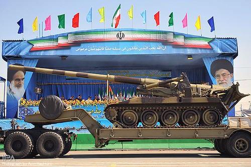Fotos del Ejército Iraní