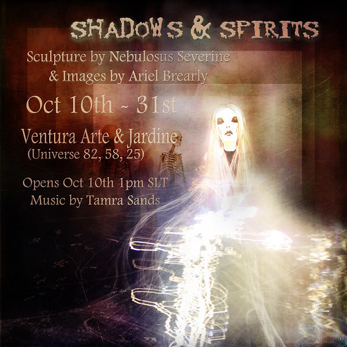 Shadows & Spirits Exhibition