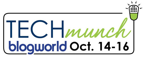 TechMunch at BlogWorld Expo