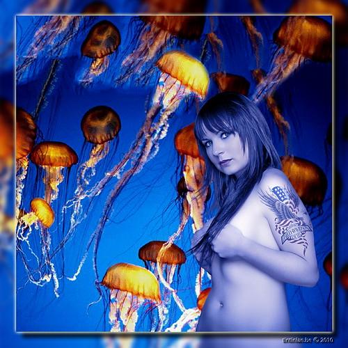 Lucia in the Oceanworld