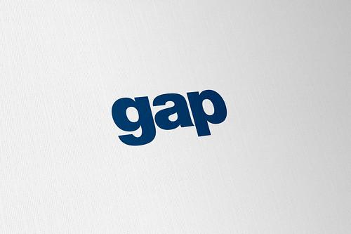 Gap Logo Design Idea