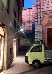 Unterwegs in Siena