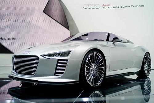 Audi E-Tron Spider