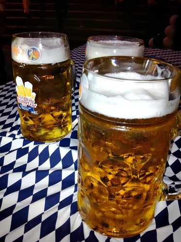 Tiger Beer Steins