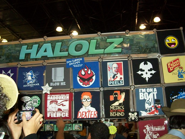 Halolz booth