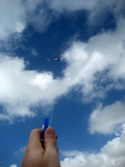 Kite Flying (Jake T) Tags: family vacation beach me hawaii oahu 2010 kualoa kualoabeach jacobtripp october2010