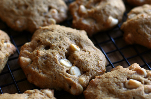 Pumpkin White Chocolate Cookie_1