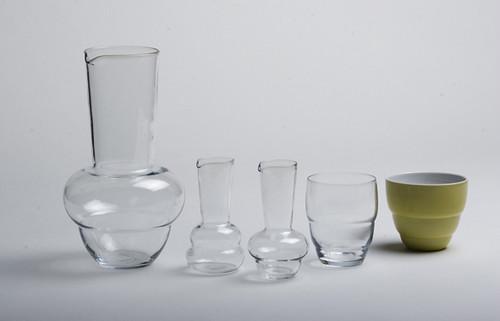 Award winning glass and ceramics design. Ceramic cup has two ...