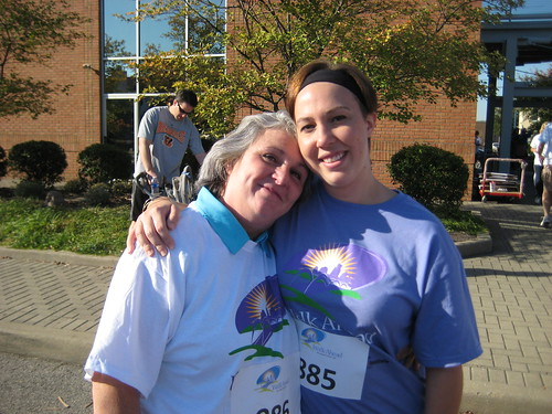 5K: Mom and Missy