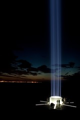Imagine peace tower (Friarslan) (.Gu) Tags: light iceland laser laserbeam johnlennon reykjavk yokoono videy ljs viey gu imaginepeacetower friarslan ogud olafurragnarsson