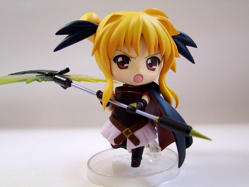 ねんどろいど フェイト・テスタロッサ The MOVIE 1st Ver. /Nendoroid Fate Testarossa: The MOVIE 1st Ver.