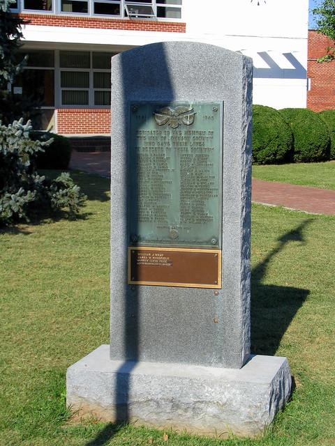Johnson County World War II Memorial