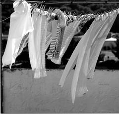 un filo di candore (fabia.lecce) Tags: light bw italy sun white wind olympus line clean clear laundry clothesline pegs brezza bianco puglia washing vento purity bucato whiteness pannistesi candor italianlaundry italianclothesline