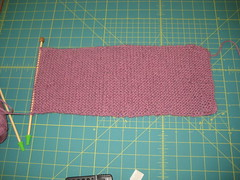 Knitting- Project 1