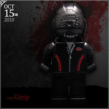 October 15 - The Gimp