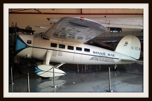 Winnie Mae Lockheed Vega B