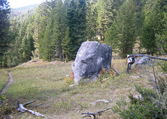 A big rock Photo