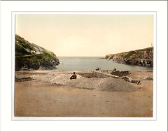 Port Isaac Port Gavern Cornwall England