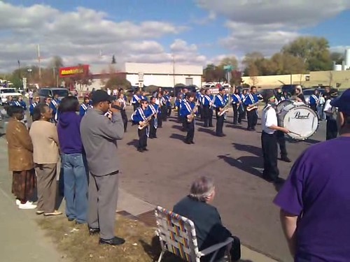 Aldrich Middle School band