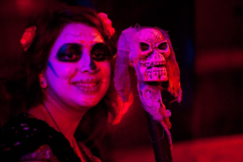 Halloween Sacrilege - Twins