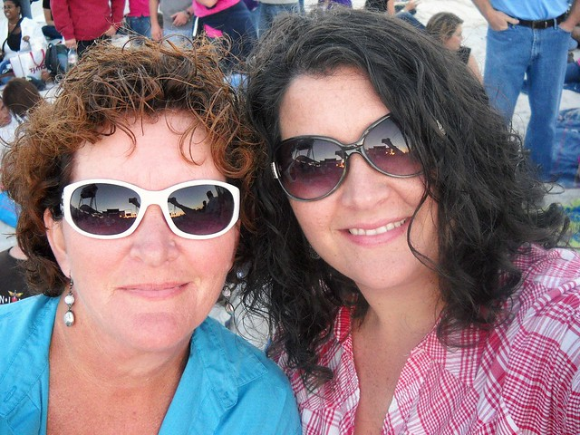 Bon Jovi...on the beach in Gulf Shores