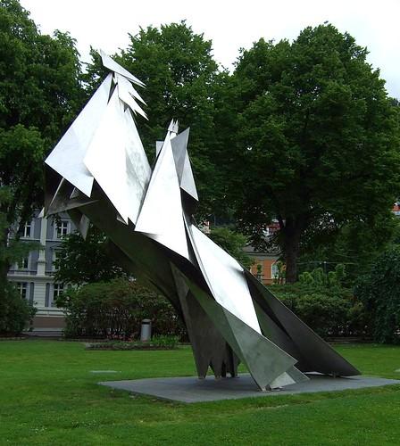 Bergen public art