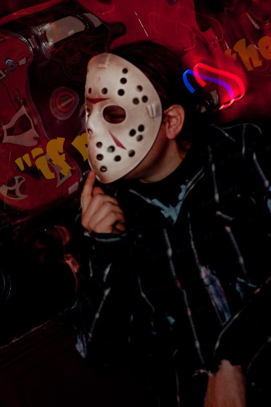 Halloween Sacrilege - DJ Jason