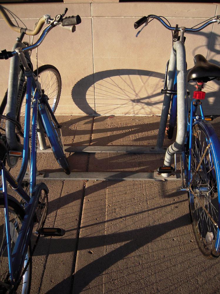 bike twins
