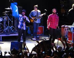 Wavin' Flag (Plushroom Soup) Tags: show concert minneapolis hiphop rapper firstavenue knaan wavinflag