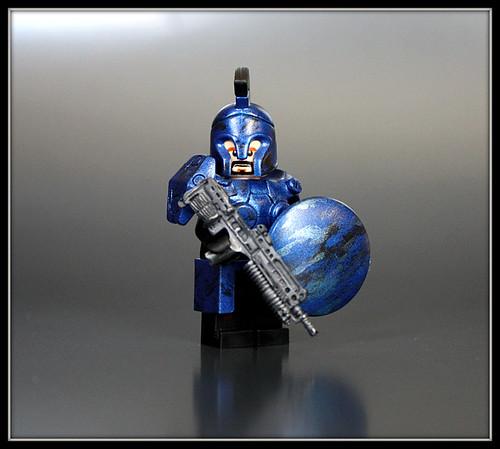 Blue Spartan