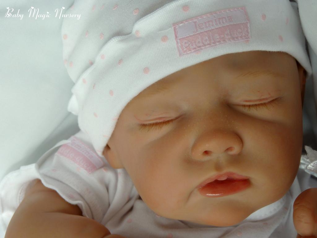 REBORN BABY GIRL - POPPY