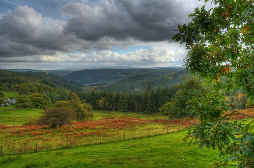 View over Betws y Coed - flckr - erwlas
