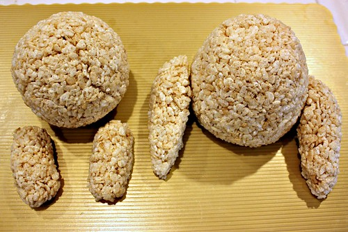 rice krispies elmo body
