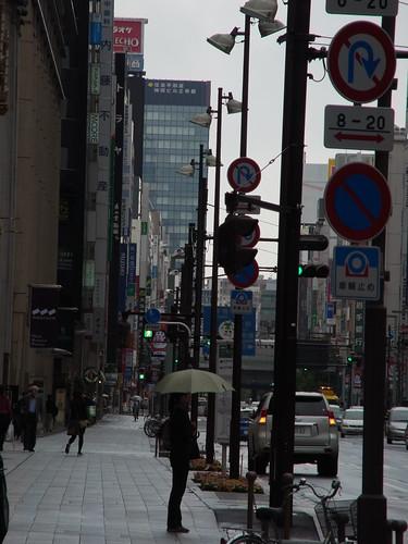 人形町→銀座