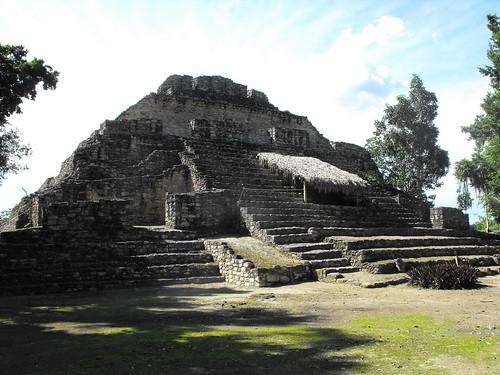 Ruinas arqueológicas de Chacchoben
