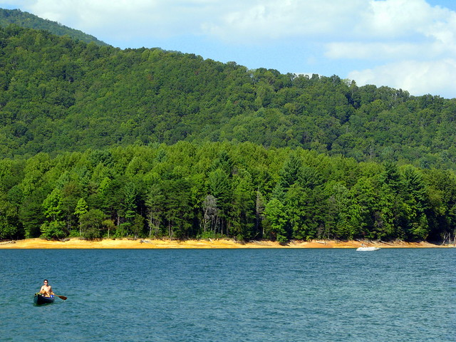 Watauga Lake Rowing
