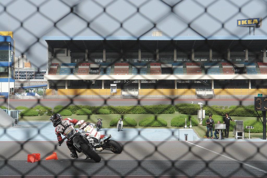 Funabashi auto festival: MOTO1 race